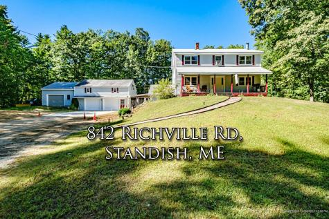 842 Richville Road Standish ME 04084