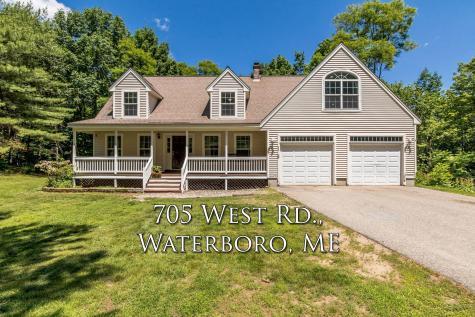 705 West Road Waterboro ME 04087