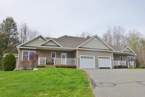 60 Highland Ridge Drive Hampden ME 04444