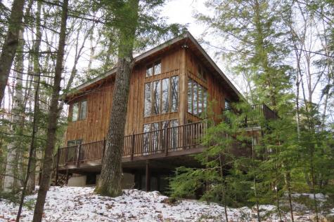 115 Moose Pond Drive Bridgton ME 04009