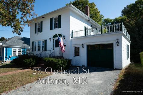 28 Orchard Street Auburn ME 04210