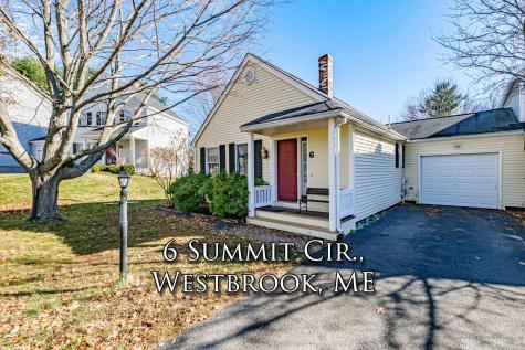 6 Summit Circle Westbrook ME 04092