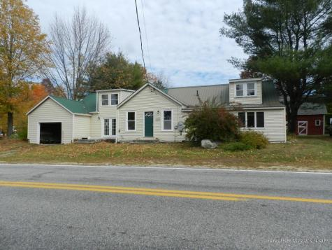 1098 State Route 121 Otisfield ME 04270