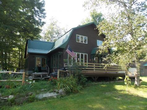 18 Buzzell Road Athens ME 04912
