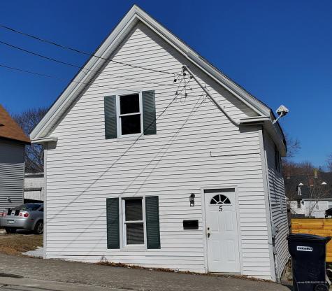 5 Carroll Street Bangor ME 04401