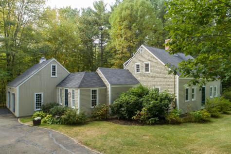 55 Frost Hill Road Eliot ME 03903