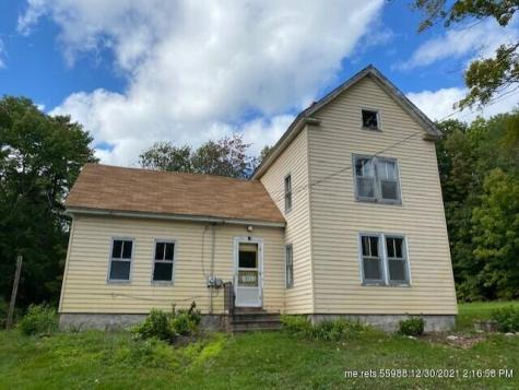 395 Gloucester Hill Road New Gloucester ME 04260