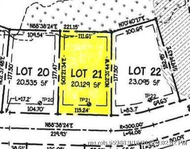 Lot 21 Rt 1A (Honey Hill Estates) Hampden ME 04444