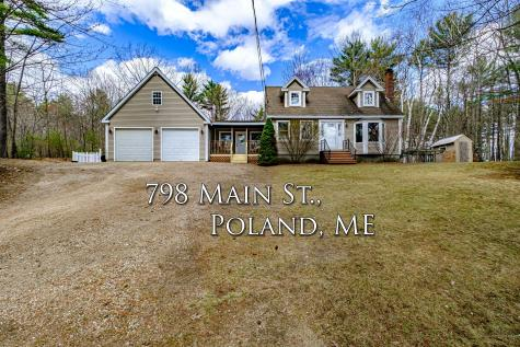 798 Maine Street Street Poland ME 04274