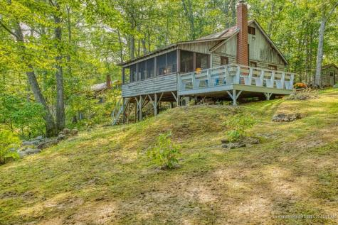 14 Wolf Road Boothbay ME 04537