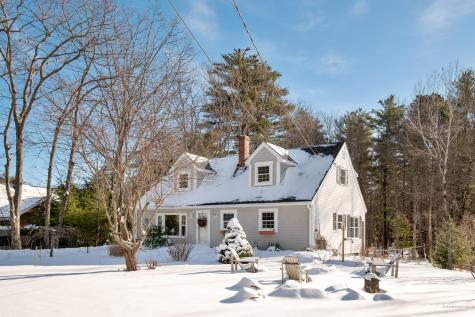 119 Clay Hill Road York ME 03902