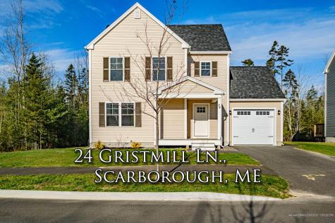 24 Gristmill Lane Scarborough ME 04074
