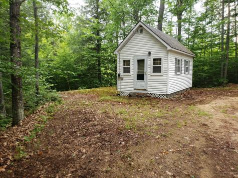 M-19,L-26 Washburn Pond Road Woodstock ME 04219