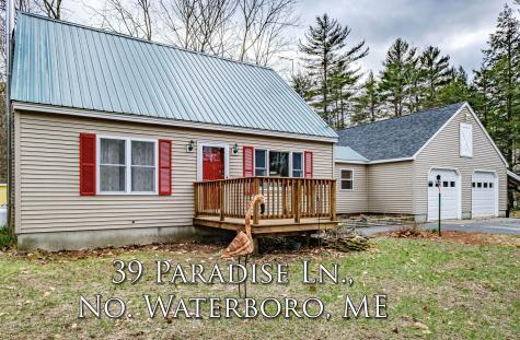 39 Paradise Lane Waterboro ME 04061