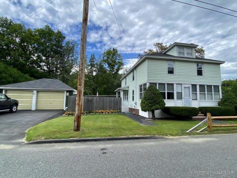 6 Clark Street Waterville ME 04901