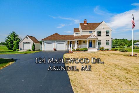 124 Maplewood Drive Arundel ME 04046