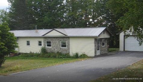 179 Gagnon Road Fairfield ME 04937