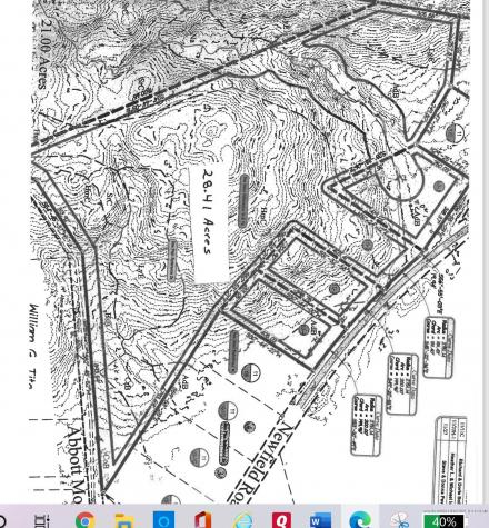 Lot 2 Newfield Road Shapleigh ME 04076