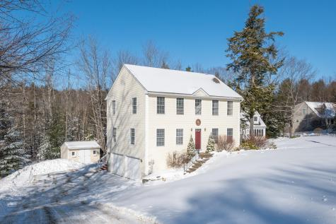 14 Graystone Road Gray ME 04039