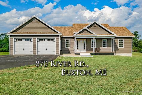 870 River Road Buxton ME 04093