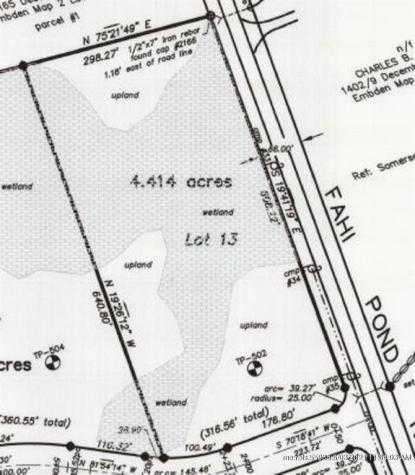 M2 L45-13 Oakley Lane Embden ME 04958