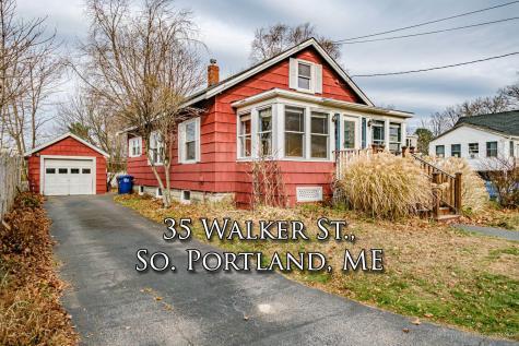 35 Walker Street South Portland ME 04106