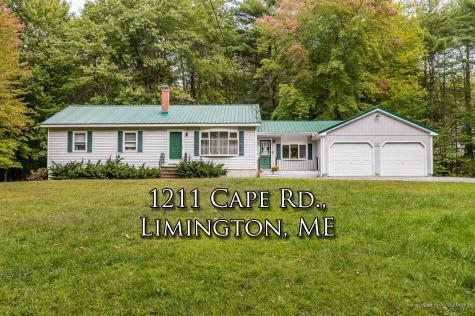 1211 Cape Road Limington ME 04049