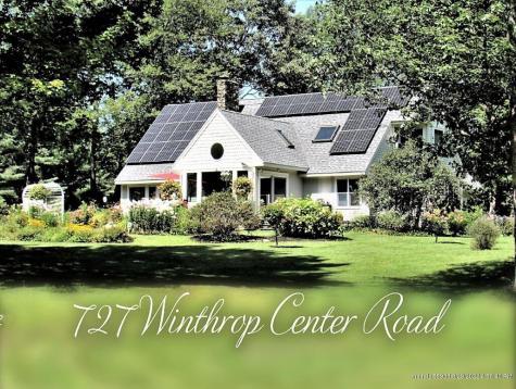 727 Winthrop Center Road Winthrop ME 04364