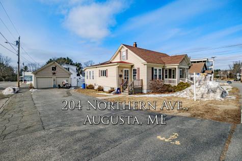204 Northern Avenue Augusta ME 04330