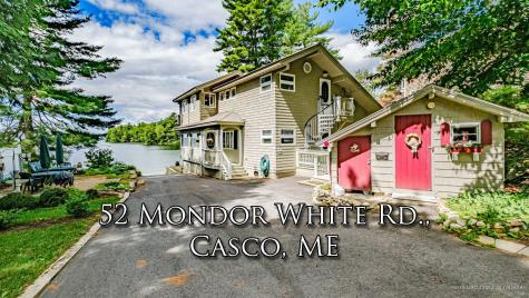 52 Mondor White Road Casco ME 04015