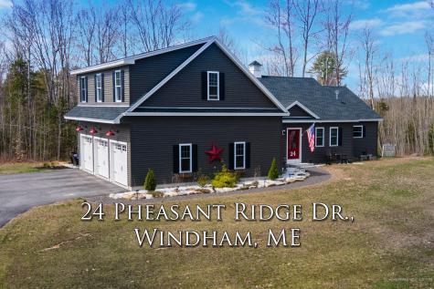 24 Pheasant Ridge Drive Windham ME 04062