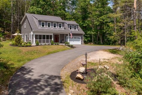 170 Clay Hill Road York ME 03909