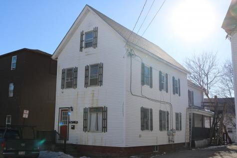 20 Gold Street Waterville ME 04901