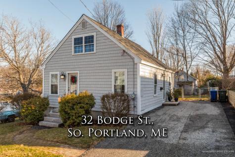 32 Bodge Street South Portland ME 04106