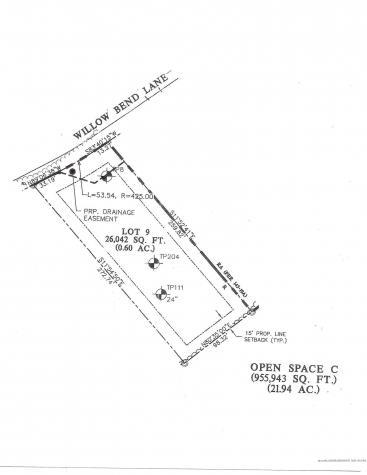 Lot 9 Willow Bend Lane Wells ME 04090