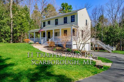 11 Trapper John Road Scarborough ME 04074