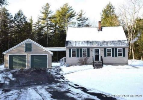 34 Granite Ridge Road Windham ME 04062