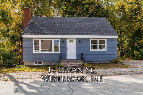 14 Lyman Street Westbrook ME 04092
