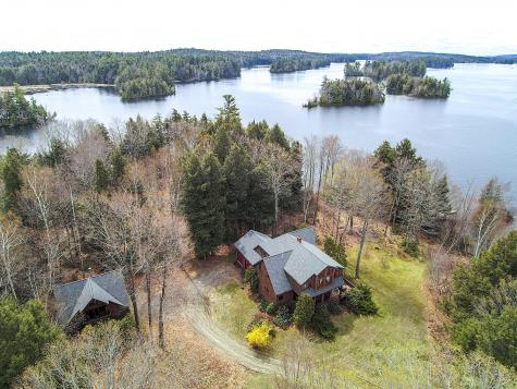 144 Wentworth Cove Road West Gardiner ME 04345