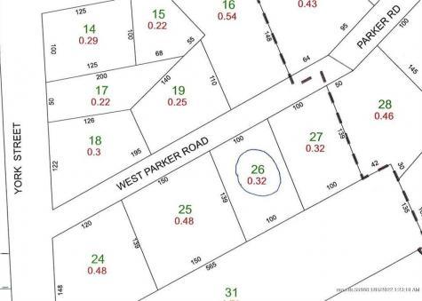 12 West Parker Road Kennebunk ME 04043