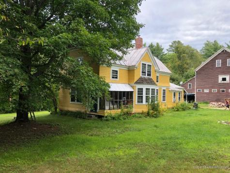 10 South Arm Road Andover ME 04216