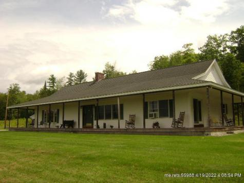 28 Old County Road Pittston ME 04345
