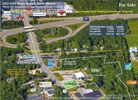 650 Main Street Saco ME 04072