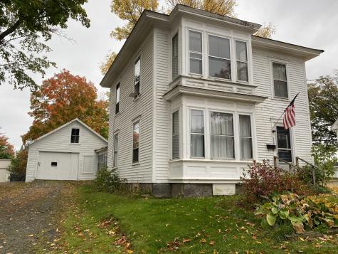 118 Manson Street Pittsfield ME 04967