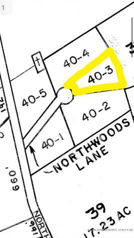 Northwoods Lane Bridgton ME 04009