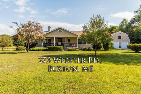 273 Webster Road Buxton ME 04093