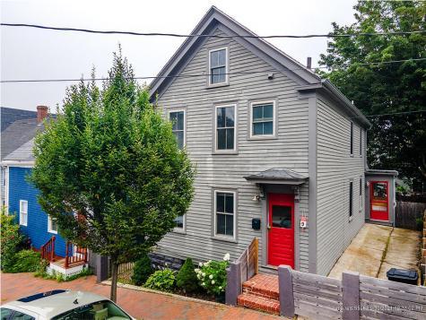 9 Everett Street Portland ME 04101