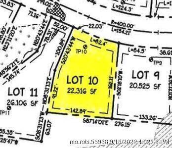 Lot 10 Rt 1A (Honey Hill Estates) Hampden ME 04444