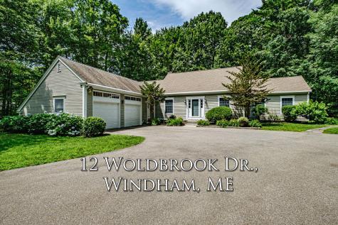 12 Woldbrook Drive Windham ME 04062