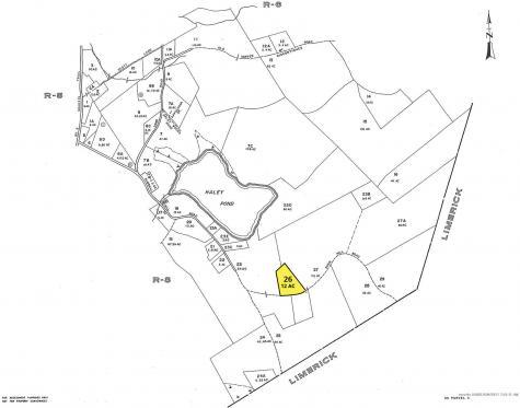 R07-026 Dunn Hill Road Cornish ME 04020